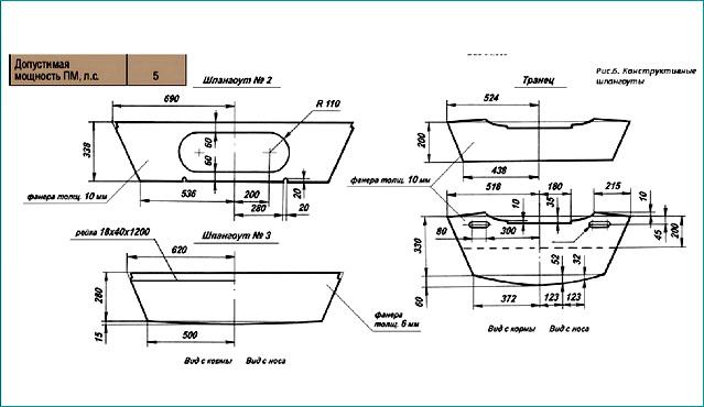 Чертежи лодок из фанеры сшей и склей фото 139