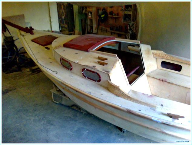 Самодельные лодки и катера своими руками