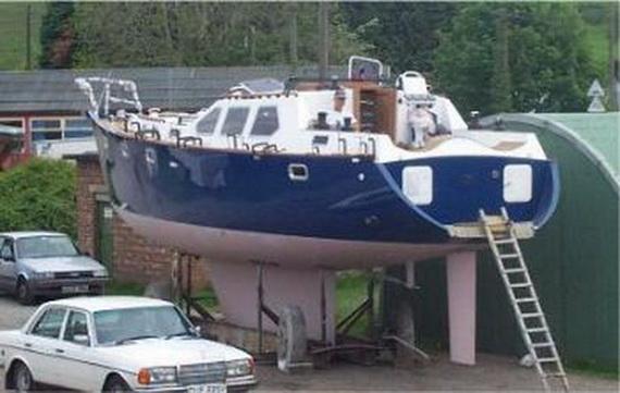 фанера « Домашняя яхт-верфь.