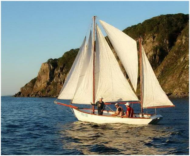 лодка дрескомба