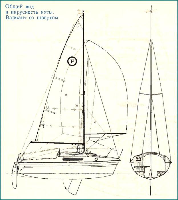 86Как построить яхту