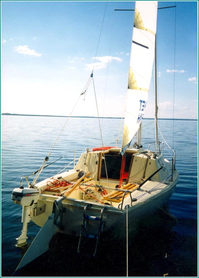 подвесные яхтенные моторы