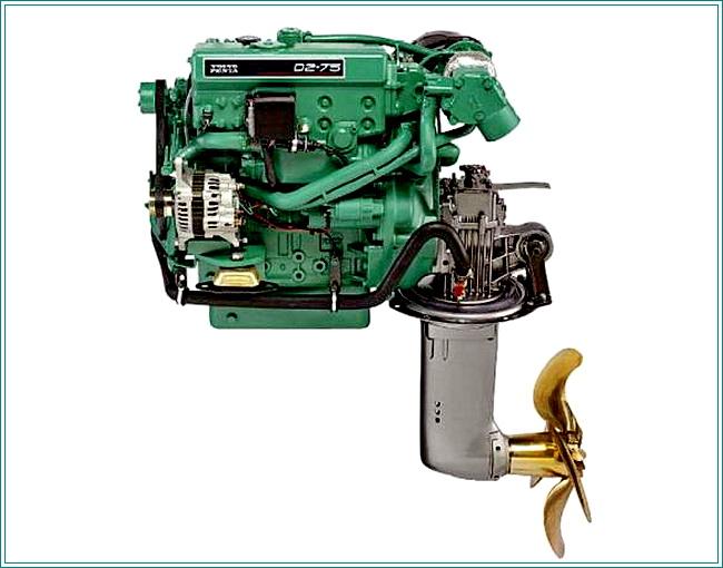 Вспомогательные двигатели «