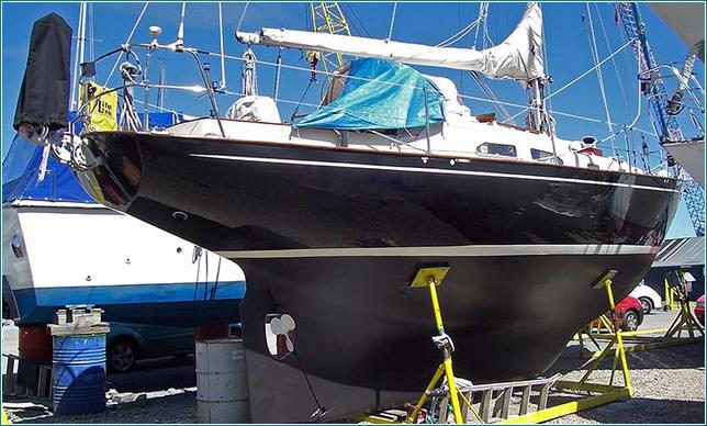 Ремонт лодок из стеклопластика своими руками