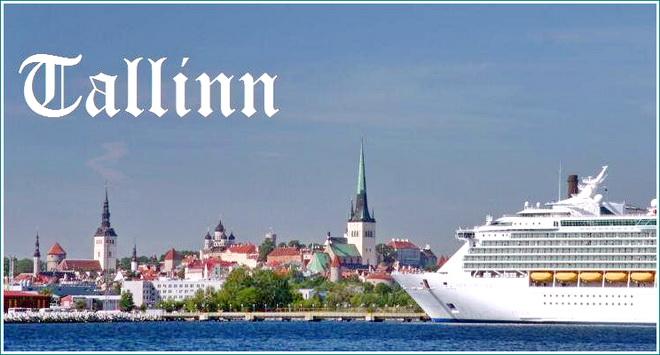 Tallinn, ferry