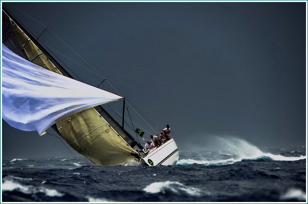 Rolex Swan Cup 2008 © ROLEX/Kurt Arrigo