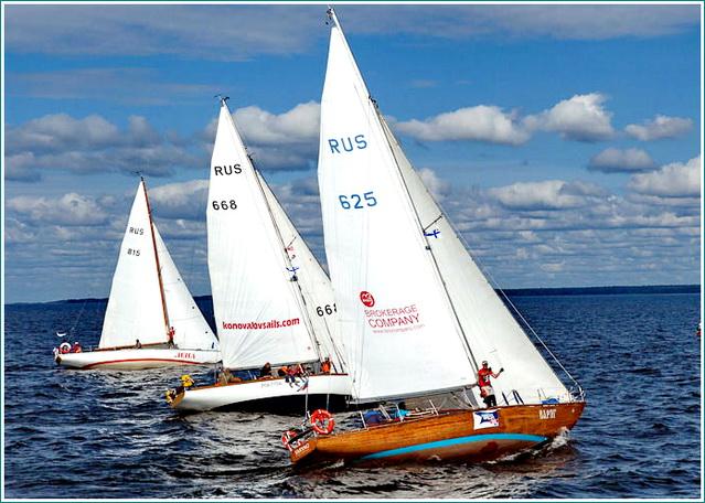photoreportage | Saint-Petersburg Classic Yacht Week | August 14-19, 2012